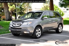 2007_Acura_MDX_Sport with Navigation & Entertainment Packages!_ Fremont CA