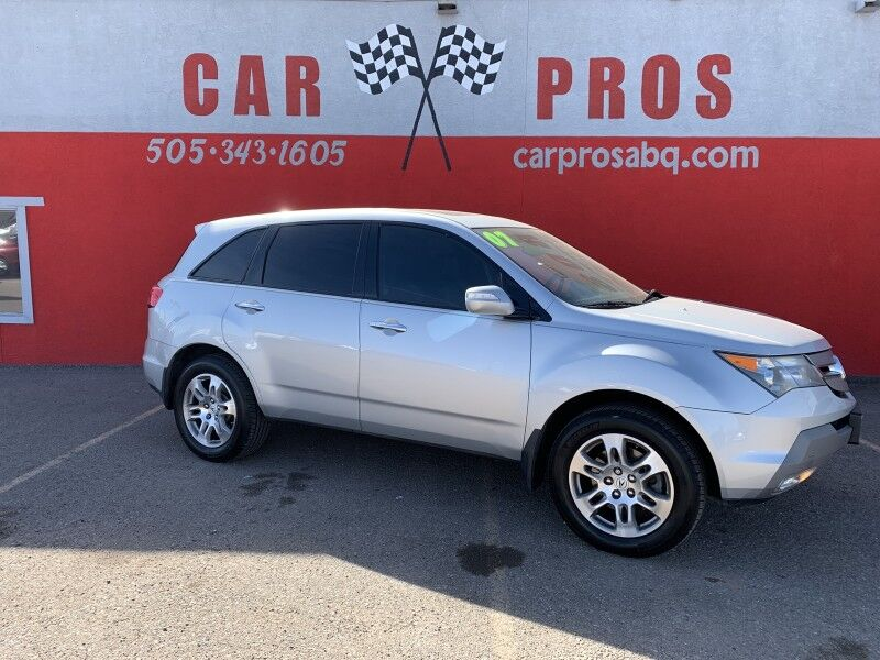 2007 Acura MDX Tech/Entertainment Pkg Albuquerque NM