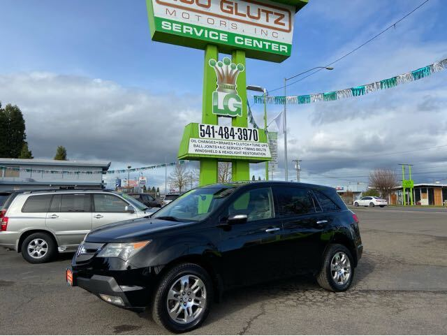 2007 Acura MDX Tech Package Eugene OR