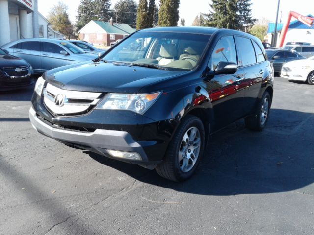 2007 Acura MDX Tech Package Pocatello and Blackfoot ID