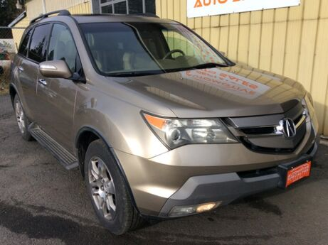 2007 Acura MDX Tech Package Spokane WA