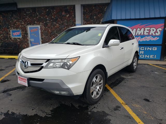 2007 Acura MDX Tech Package with Rear DVD System Saint Joseph MO