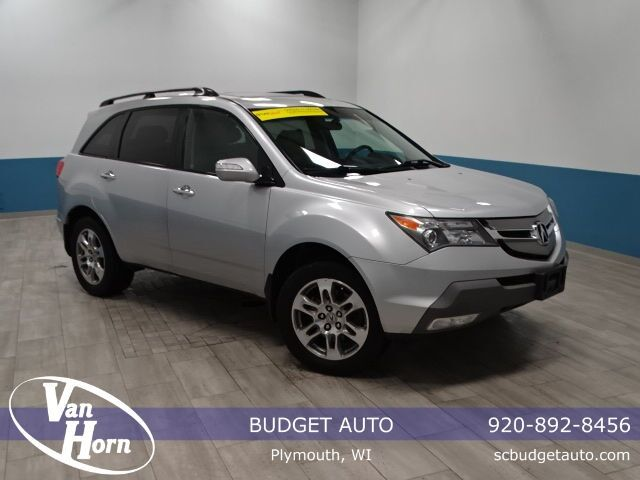 2007 Acura MDX Technology Plymouth WI