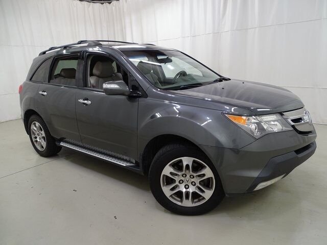 2007 Acura MDX Technology Raleigh NC