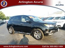 2007_Acura_MDX_with Sport and Entertainment Packages_ Palatine IL