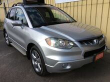 2007_Acura_RDX_5-Spd AT_ Spokane WA
