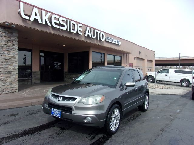 2007 Acura RDX 5-Spd AT with Technology Package Colorado Springs CO