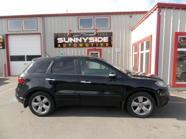 2007 Acura RDX 5-Spd AT with Technology Package Idaho Falls ID