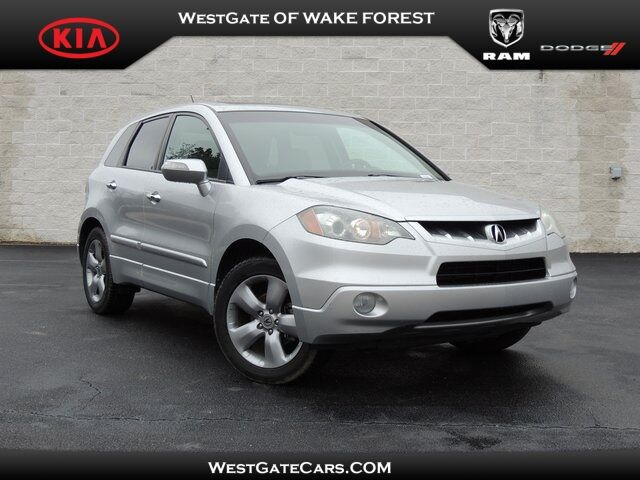2007 Acura RDX Technology Package Raleigh NC
