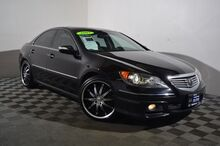 2007_Acura_RL_3.5_ Seattle WA