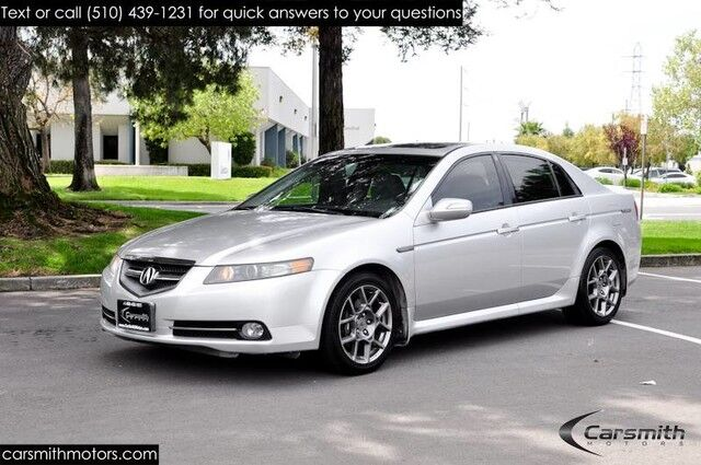 2007 Acura TL Type-S Rare--MUST See! No Accidents, Guaranteed Clean Title! Fremont CA