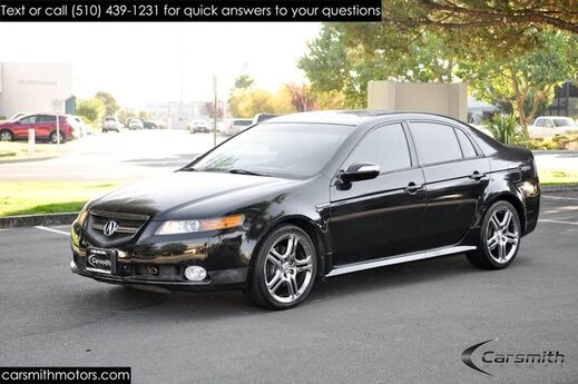 2007 Acura TL Type-S VERY RARE! 6-Speed Manual New Clutch & New Engine! Fremont CA