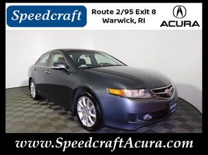 2007_Acura_TSX_5-Speed Automatic with Navigation System_ Wakefield RI