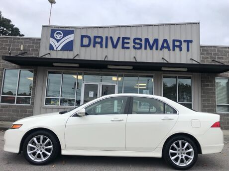 2007 Acura TSX 5-speed AT with Navigation Columbia SC