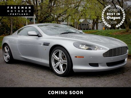 2007_Aston Martin_DB9_Sports Package 29k Original Miles Htd Seats Nav_ Portland OR