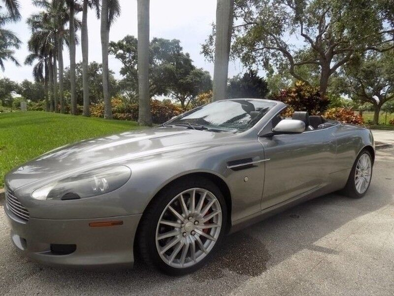 2007 Aston Martin DB9 Volante Hollywood FL