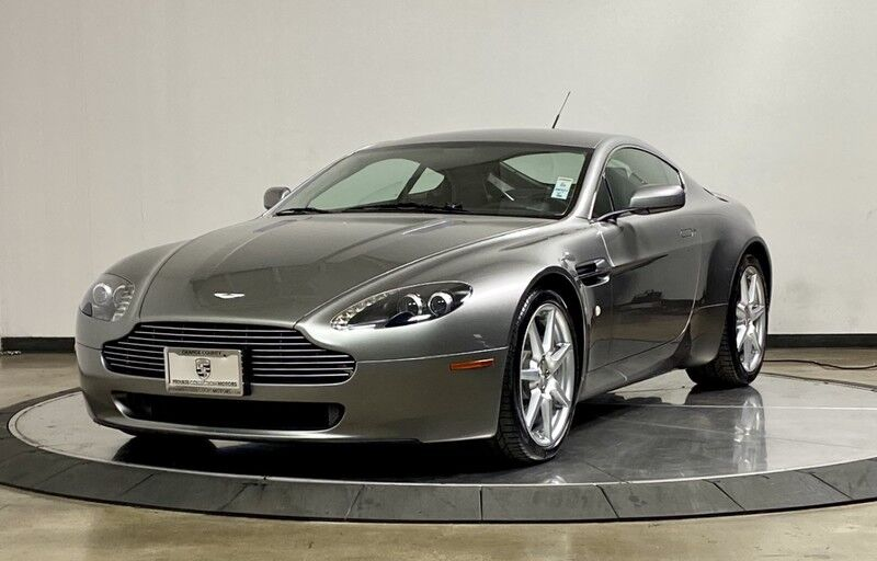 2007_Aston Martin_Vantage_6 Speed Manual Transmission_ Costa Mesa CA