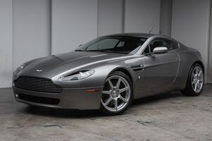 2007_Aston Martin_Vantage_Coupe Manual_ Akron OH