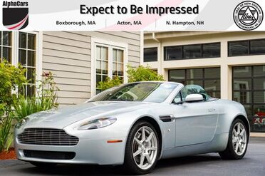 2007_Aston Martin_Vantage_Sportshift Roadster_ Boxborough MA