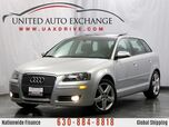 2007 Audi A3 Hatchback Automatic FWD w/Panoramic Sunroof