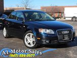 2007 Audi A4 2.0T 1 Owner
