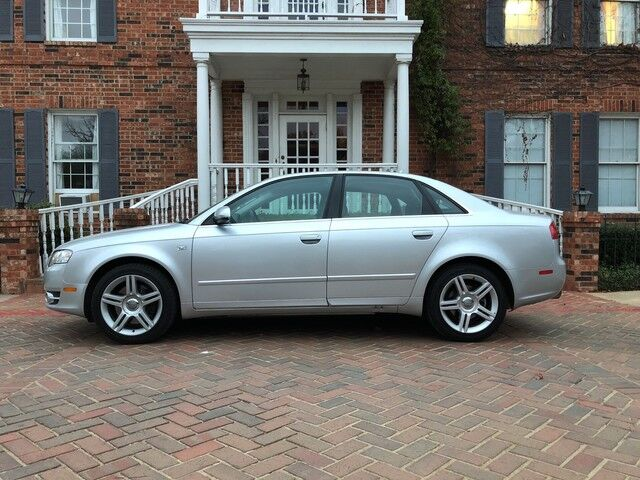 2007 Audi A4 2.0T 6 speed manual shift excellent condition Arlington TX