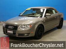 2007_Audi_A4_2.0T Cabriolet_ Janesville WI