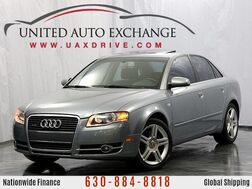 2007_Audi_A4_2.0T Manual Transmission Quattro AWD_ Addison IL