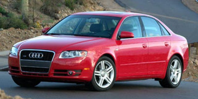 2007 Audi A4 3.2L Windsor CO