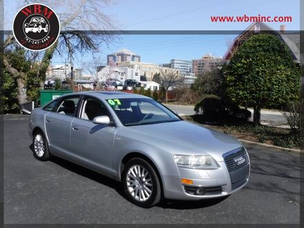 2007_Audi_A6_3.2 Premium Plus Sedan_ Arlington VA