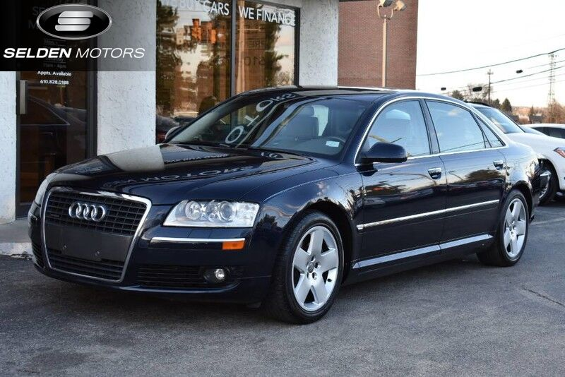 Vehicle Details 2007 Audi A8 L At Selden Motors