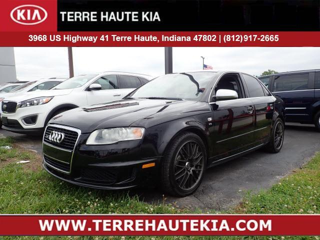 2007 Audi S4 2007 4dr Sdn Manual Terre Haute IN