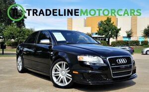 2007_Audi_S4_BOSE AUDIO, SUNROOF, LEATHER, AND MUCH MORE!!!_ CARROLLTON TX