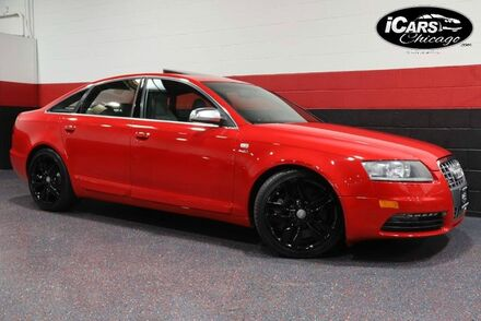 2007_Audi_S6_4dr Sedan_ Chicago IL