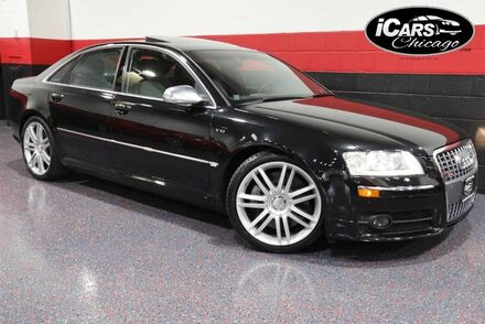 2007_Audi_S8_4dr Sedan_ Chicago IL
