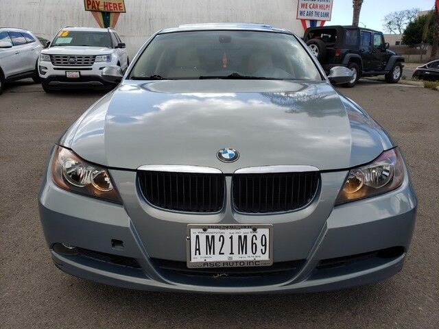 2007 bmw 3 series 328xi sedan 4d