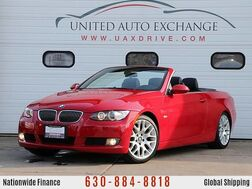 2007_BMW_3 Series_328i Sport Hardtop Convertible With Very Low miles RWD w/ Xenon Adaptive Headlamps_ Addison IL