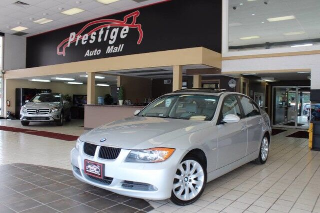 2007 BMW 3 Series 328xi - Sun Roof, Heated Seats, Stick Shift Cuyahoga Falls OH