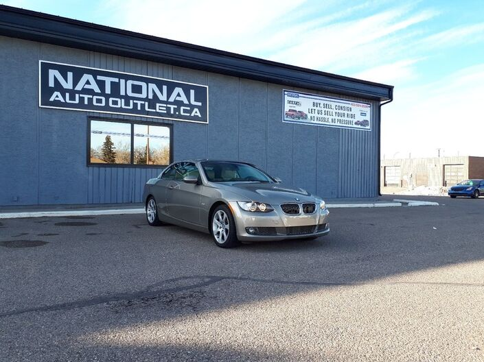 2007 BMW 3 Series 335i HARD TOP CONVERTIBLE - NAVIGATION Lethbridge AB