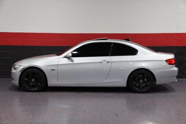 2007 BMW 328XI 2dr Coupe Chicago IL