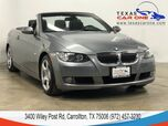 2007 BMW 328i Convertible LEATHER HEATED SEATS PUSH BUTTON START CRUISE CONTROL ALLOY WHEE