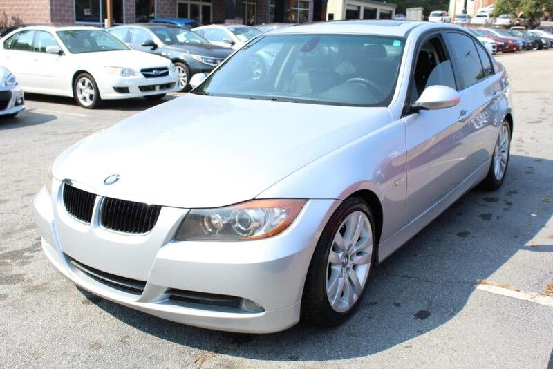 2007 BMW 328i w/ LEATHER SEATS & SUNROOF