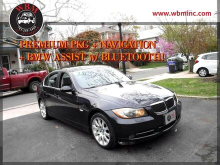 2007_BMW_335i_w/ Premium Package_ Arlington VA