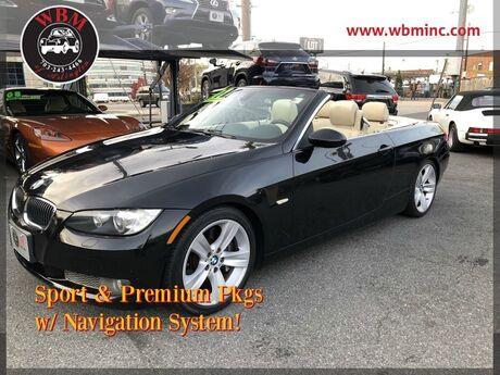 2007 BMW 335i w/ Sport & Premium Packages Arlington VA
