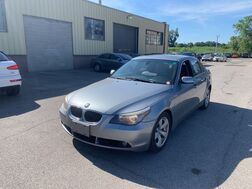2007_BMW_5 Series_525i RWD_ Cleveland OH