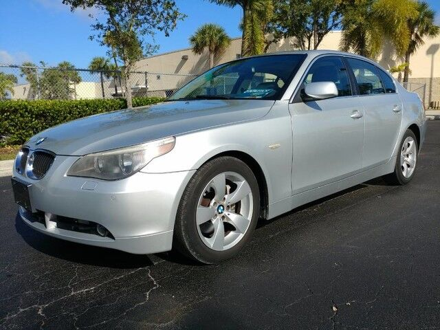 2007_BMW_5 Series_525i_ Fort Myers FL