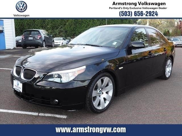 2007_BMW_5 Series_530i_ Gladstone OR