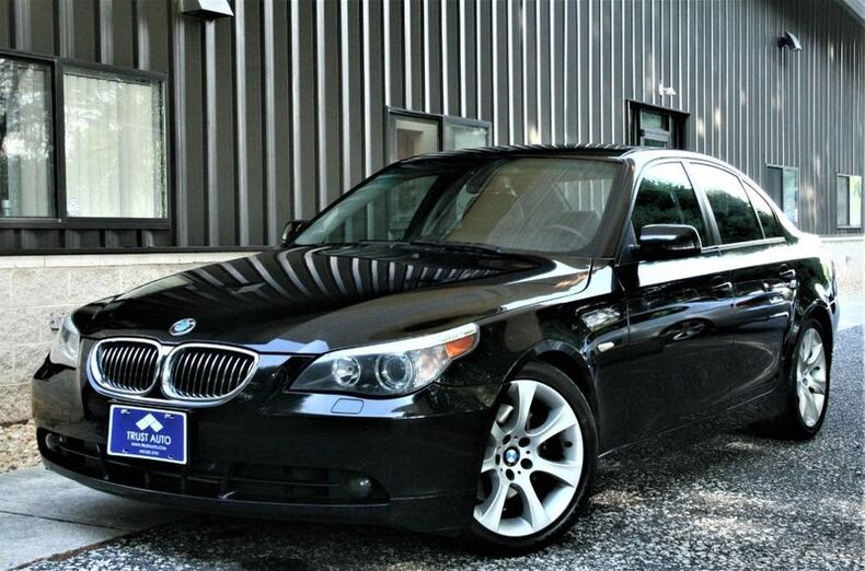 2007 BMW 5 Series 530i Sykesville MD