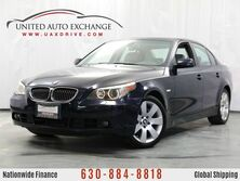 BMW 5 Series 530xi Sport Package AWD w/ Sunroof, Front and Rear Parking Aid Addison IL