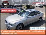 2007 BMW 530xi w/ Premium Package